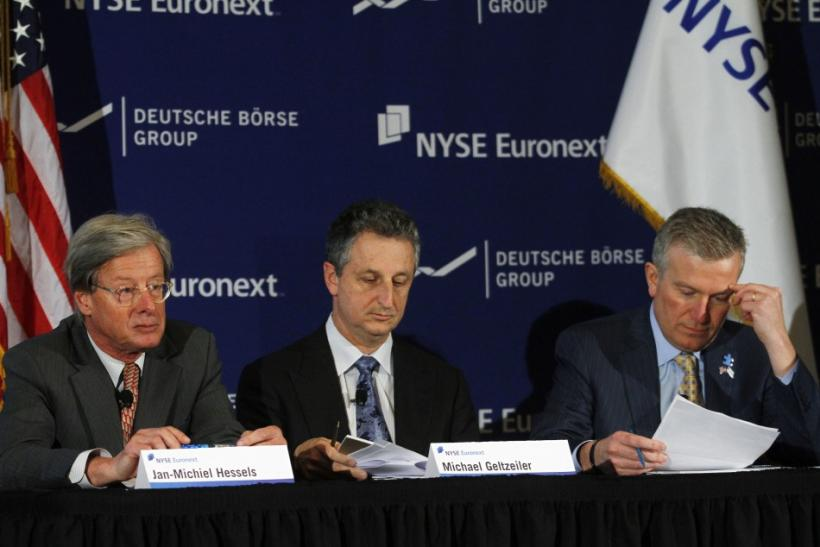The NYSE Euronext – Deutsche Börse AG Deal
