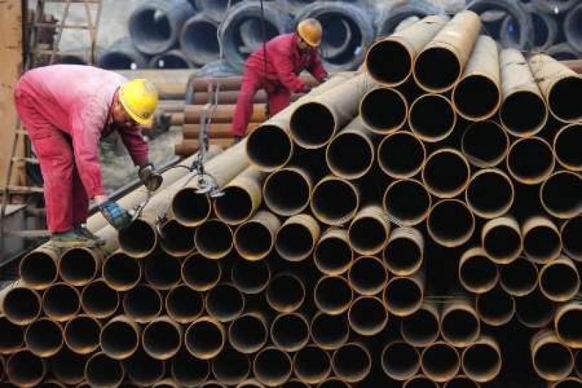 Analysis: China's plan to create steel super firms seen