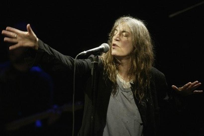 5. Patti Smith