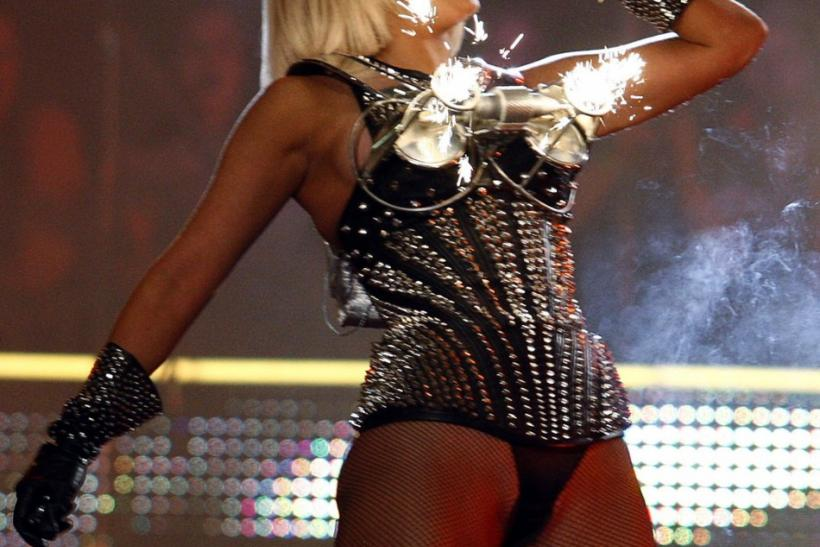 Lady Gaga performs during the 2009 MuchMusic Video Awards in Toronto June 21, 2009.
