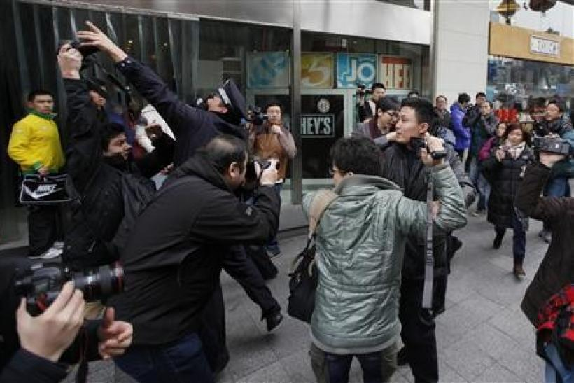 China calls for domestic unrest to be defused