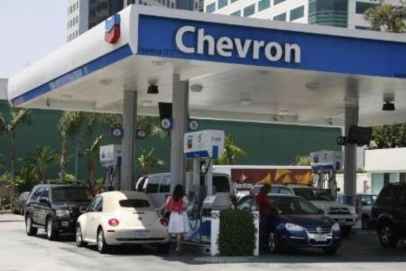CNPC, Chevron build capacity in joint China gas project