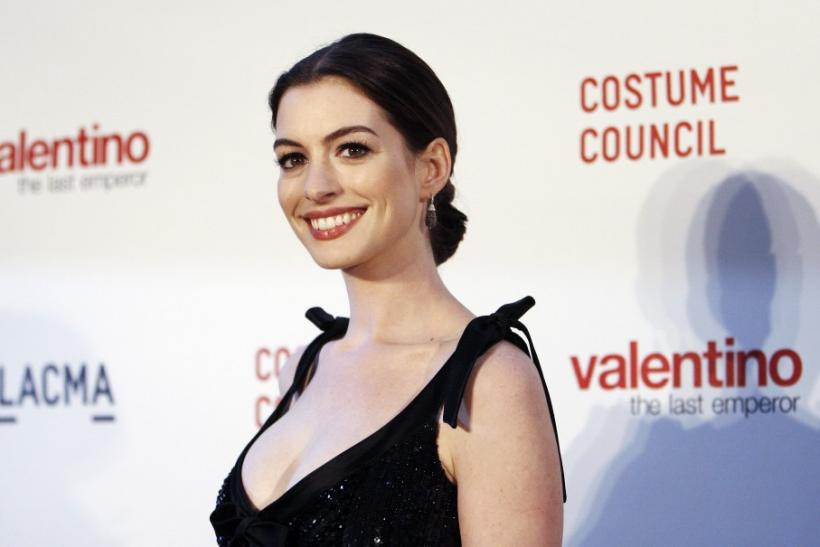 1. Anne Hathaway, the New Yorker