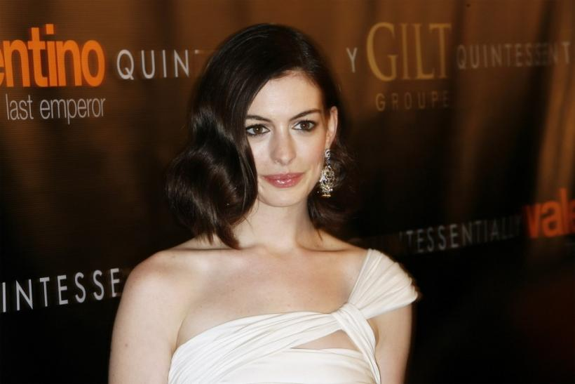 2. Anne Hathaway and religion