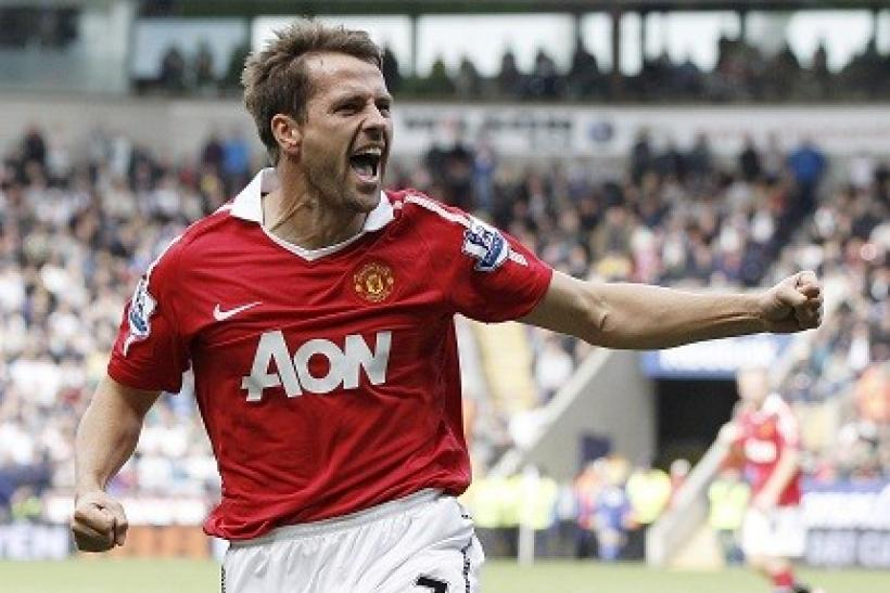 Michael Owen may be back in action for the Red Devils