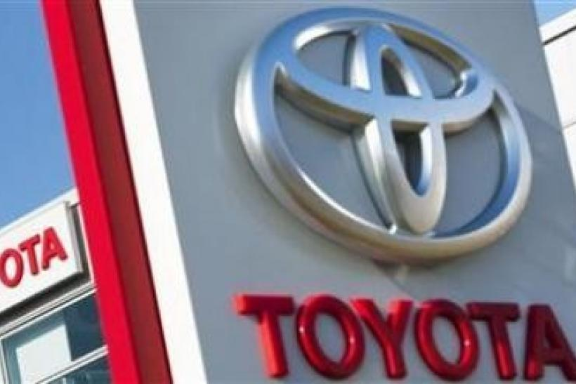 Toyota Motor to resume at Japan plants after earthquake