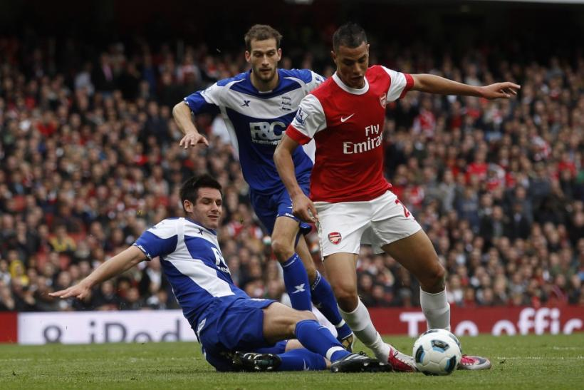 Arsenal will battle against a stubborn Birmingham City in a bid to win their first trophy in six years.