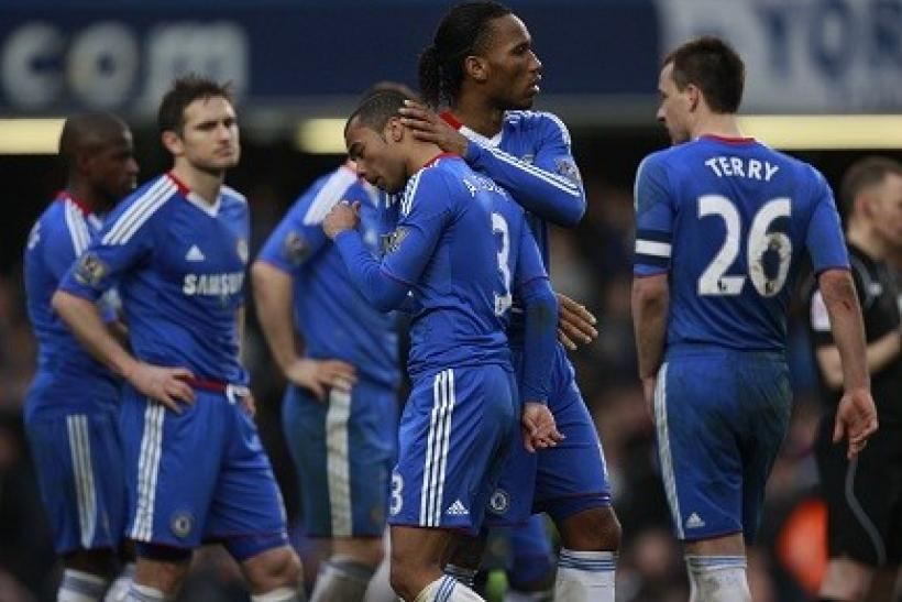 Chelsea will look to rebound from recent setbacks