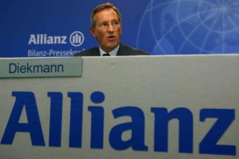 Allianz IM unit eyes China for pensions growth-CEO