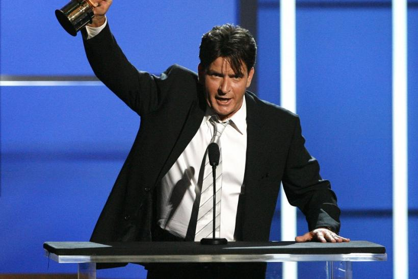 Actor, Charlie Sheen