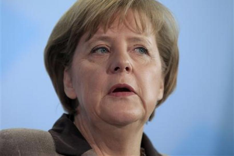 9. Angela Merkel, Chancellor of Germany