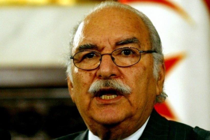 President of the Tunisian Parliament Fouad Mebazaa.