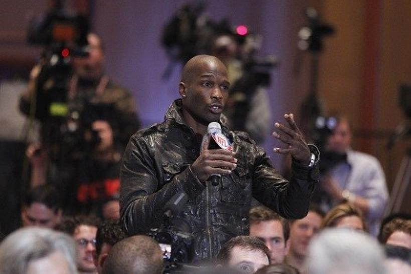 Will Chad Ochocinco step into the ring?