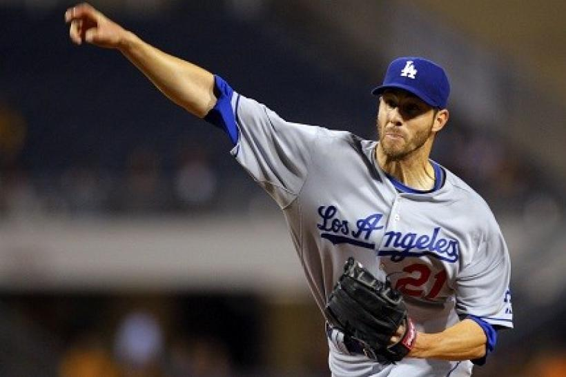 Dodgers' starter Jon Garland is expected to miss four-to-six weeks