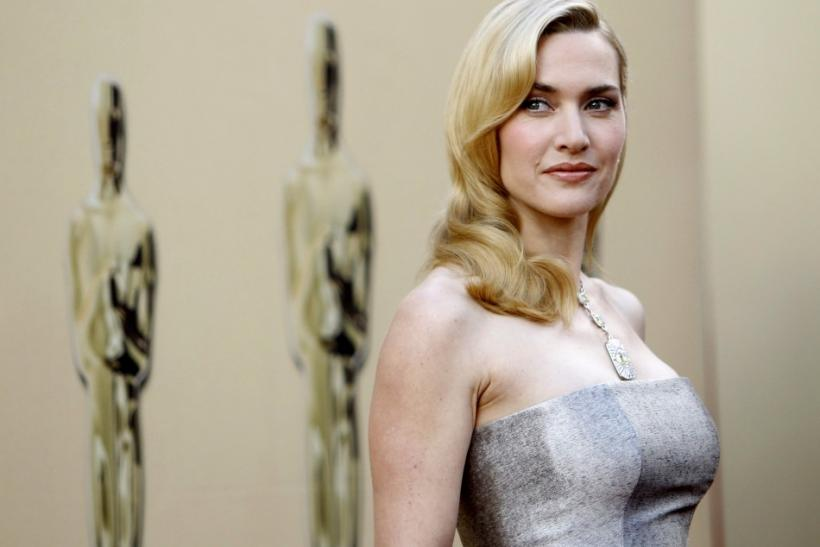 Kate Winslet stars nude in latest Lancôme commercial (VIDEO).