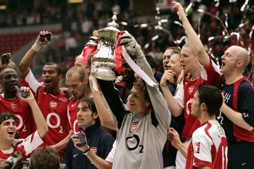 5 - Manchester United 0-0 Arsenal (Arsenal won 5-4 on penalties) - 2004-05 FA Cup Final