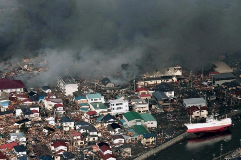 Scenes of destruction in aftermath of Japan earthquake (PHOTOS)