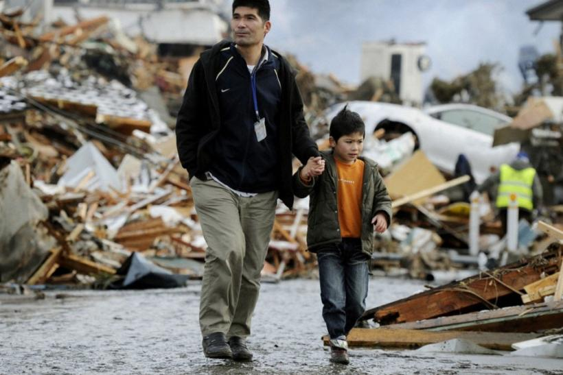 Scenes of destruction in aftermath of Japan earthquake (PHOTOS).