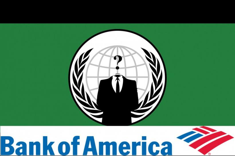 Anonymous Releases BofA emails
