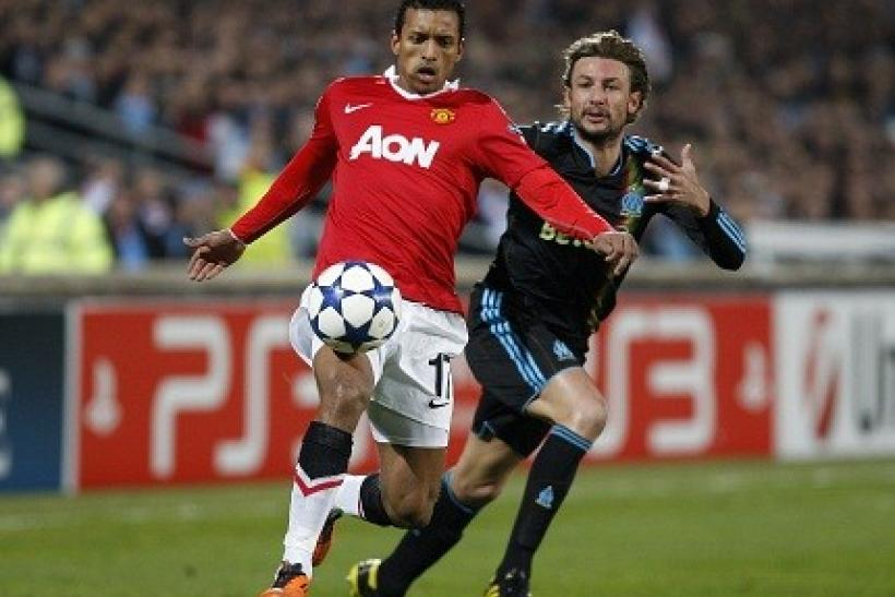 Nani may be back in action for the Red Devils