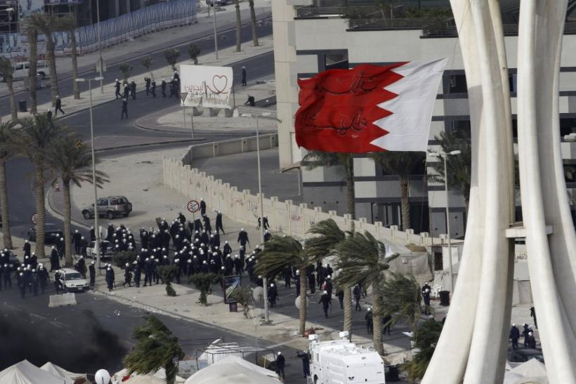 Bahrain still on the boil as protests continue