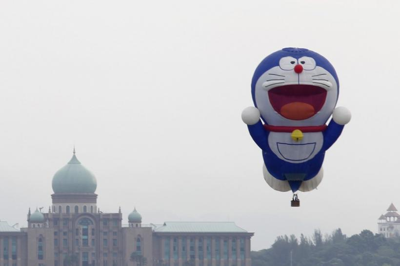 Putrajaya International Hot Air Balloon Fiesta, Malaysia
