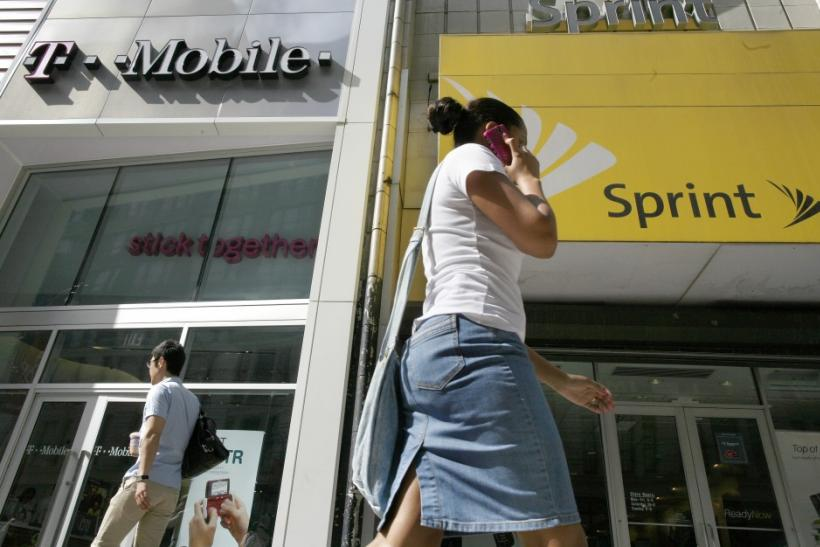 Sprint Blasts T-Mobile, AT&T deal