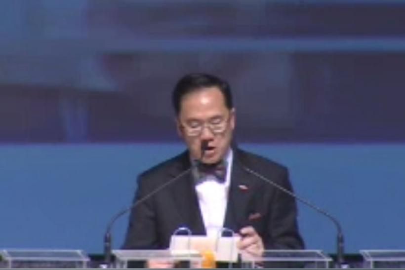 2. Donald Tsang, Chief Executive and President of the Executive Council of the Government of Hong Kong.