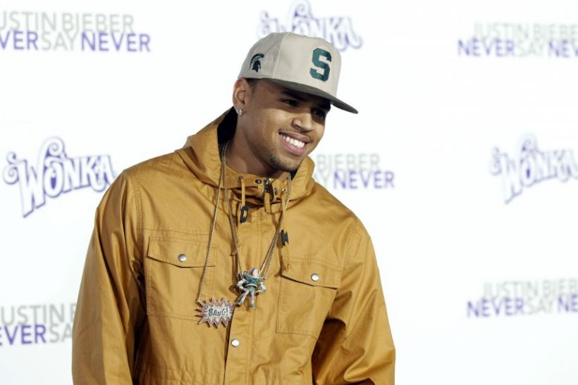 Despite rage over Rihanna, ABC may allow Chris Brown on 'Dancing with the Stars'