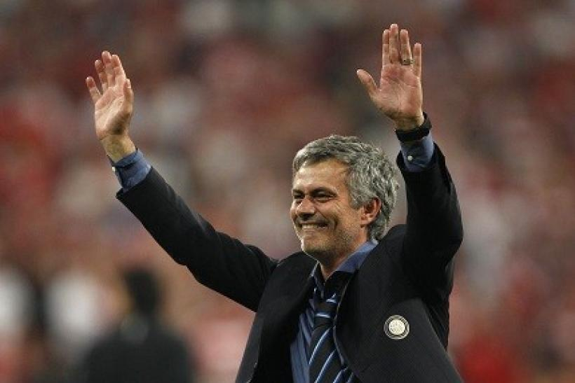 Could we see Mourinho at White Hart Lane?