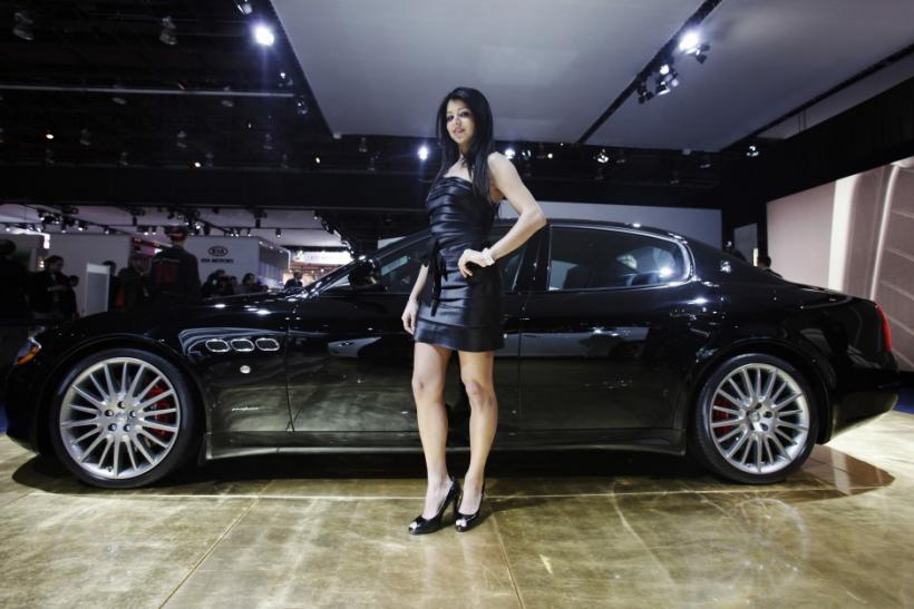 Italian auto-brand Maserati to make India debut in April.