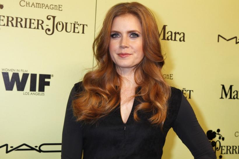 Amy Adams cast to play Lois Lane in upcoming Superman film.