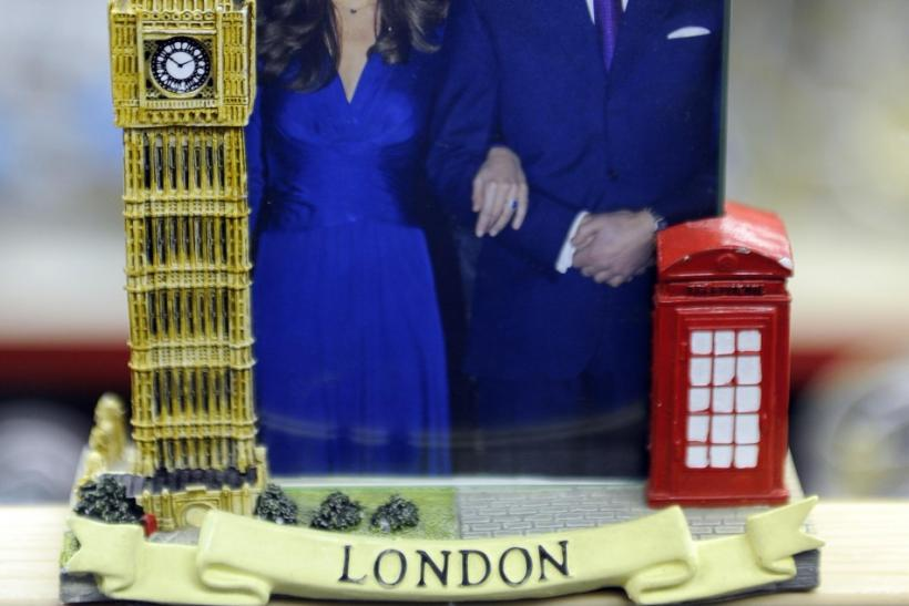 William and Kate Commemorative Souvenirs