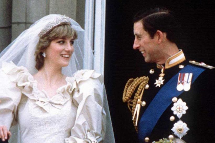 Princess Diana wedding dress voted the best ever