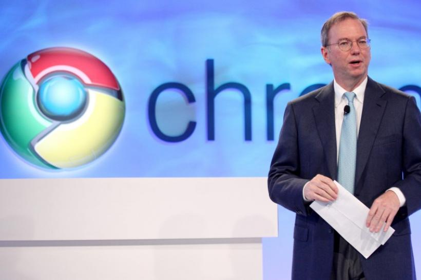 9. Google Release New and Improved Web Browser: Chrome 15