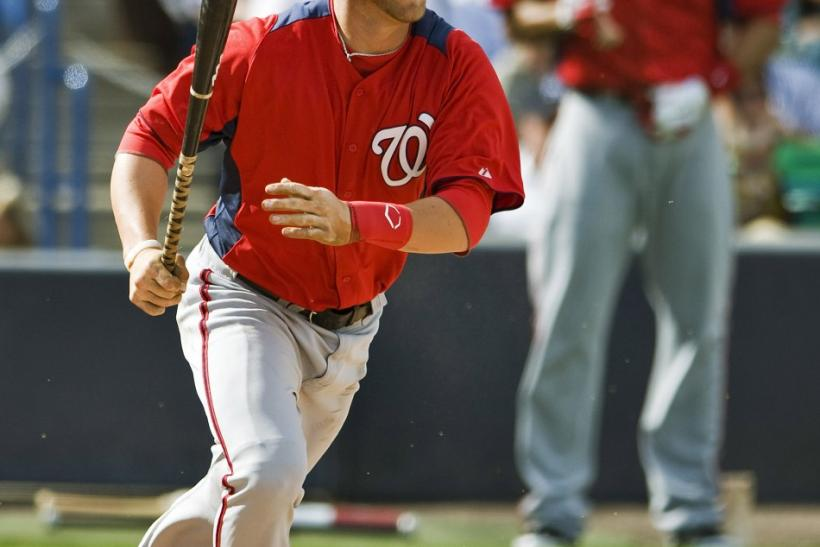 bryce harper Nationals prospect