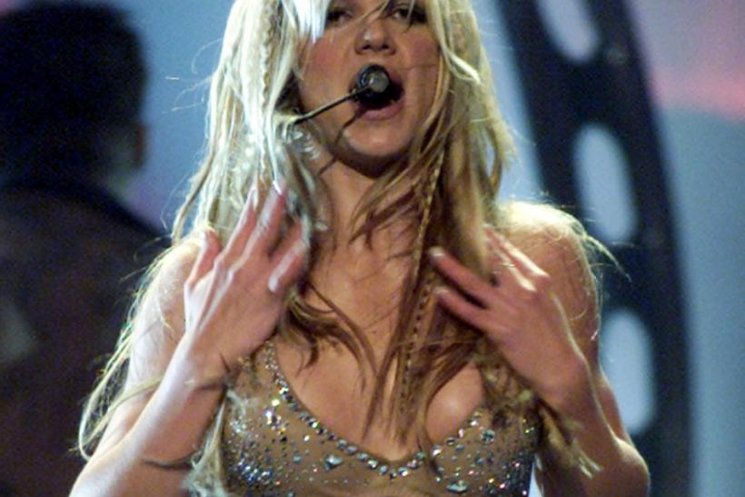 # 4 Britney Spears