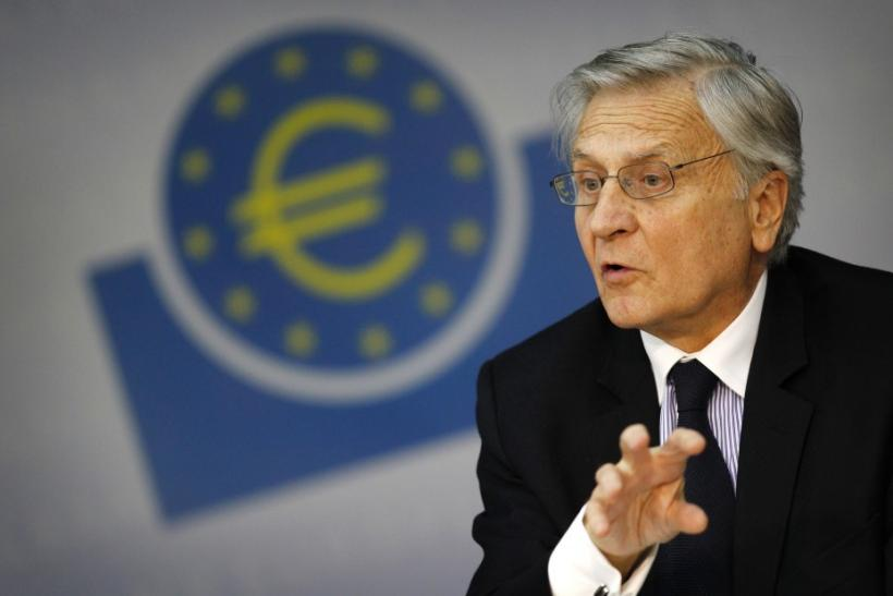 Trichet, President of the European Central Bank (ECB)