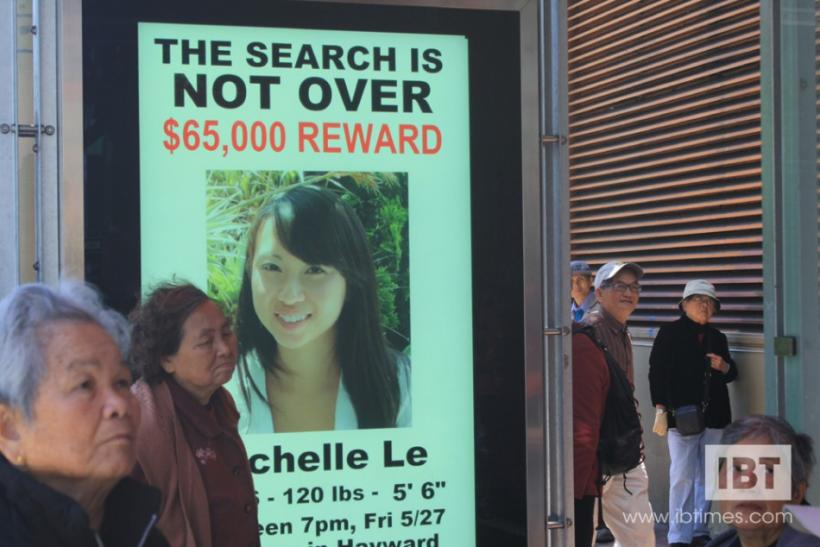 Missing Hayward nursing student Michelle Le reward hiked to $65K