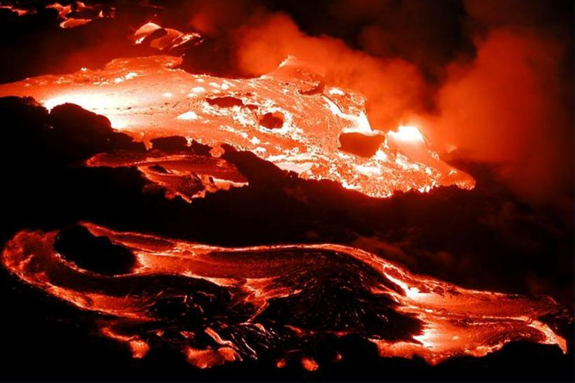 Most Active Volcanoes in the World (2 of 10)