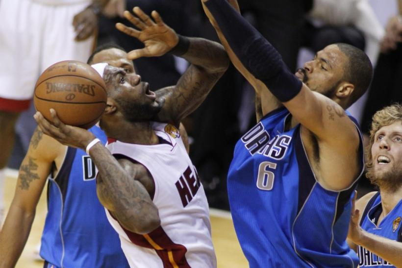 Miami Heat Dallas Mavericks