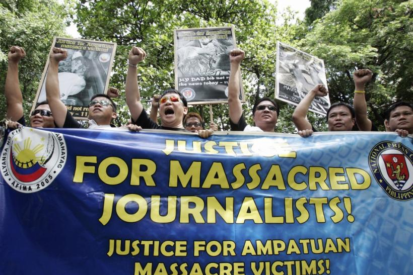 Filipno journalist massacre killed