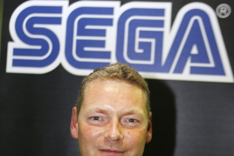 Sean Ratcliffe, vice president of Marketing, SEGA of America