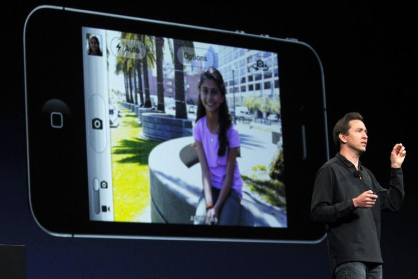Scott Forstall talks about iOS5 for the iPhone at the Apple Worldwide Developers Conference in San Francisco