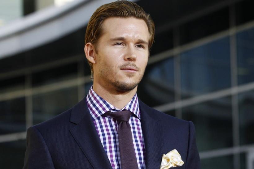 """Cast member Ryan Kwanten poses at the premiere for the fourth season of the HBO television series """"True Blood"""" at the Cinerama Dome in Hollywood, California June 21, 2011."""