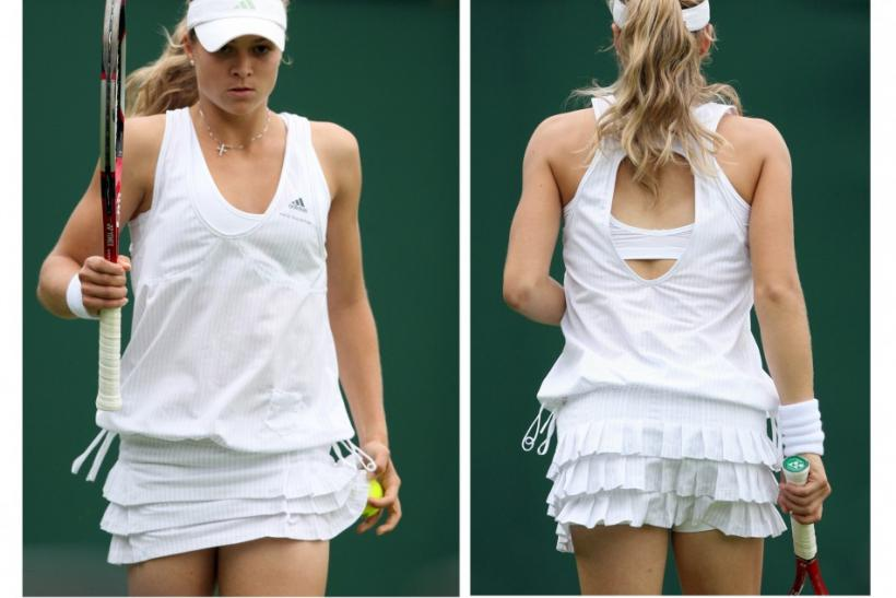 Women's Tennis: Top 10 on-court fashion moments.