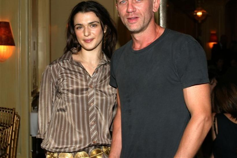Daniel Craig secretly tied knot to Rachel Weisz