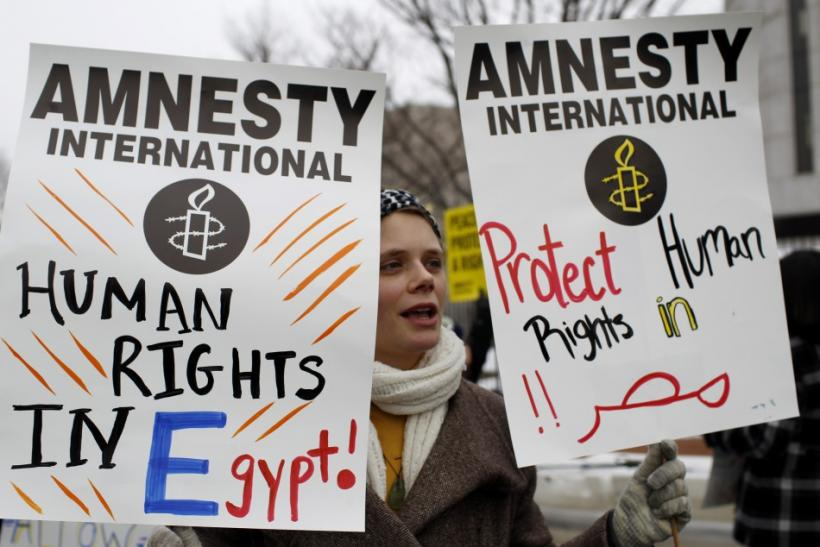 At Issue: Human Rights in Egypt