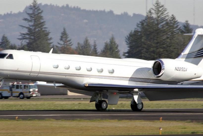 Will Taxes Rise on Jet-Owning Income Group?