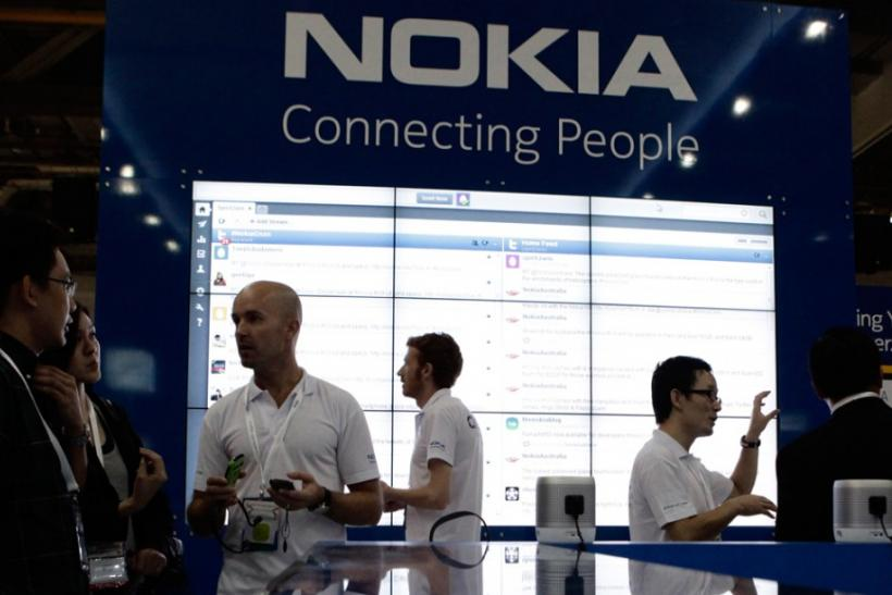 Nokia - If you were Apple, which mobile company would you buy?